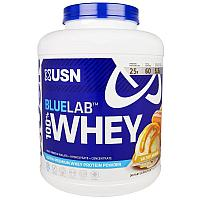 BlueLab 100% Whey, 2 kg, USN (Caramel chocolate)