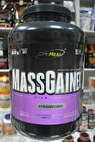 Mass Gainer, 2880 g, OptiMeal (Клубника)