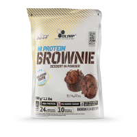 Hi Protein Brownie, 500 g, Olimp Nutrition (Chocolate)