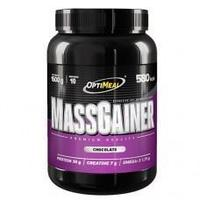 Mass Gainer, 1440 g, OptiMeal (Клубника)
