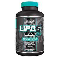 Lipo-6 Black Hers Extreme Potency, 120 caps, Nutrex