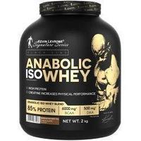 Anabolic ISO Whey, 2000 g, Kevin Levrone (Strawberry)