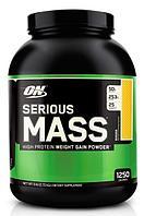 Serious Mass, 2720 g, Optimum Nutrition (Банановый)