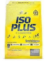ISO Plus + L-Carnitine, 1505 g, Olimp Nutrition (Tropic blue)