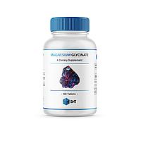 Magnesium Glycinate, 60 tab, SNT