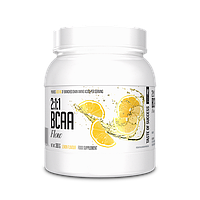 FLOW - BCAA 2:1:1, 360 g, NUTRIVERSUM (Peach ice tea)