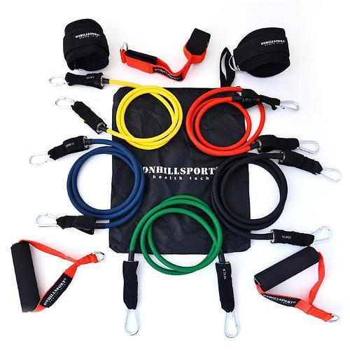 Универсальный набор эспандеров, Onhillsport