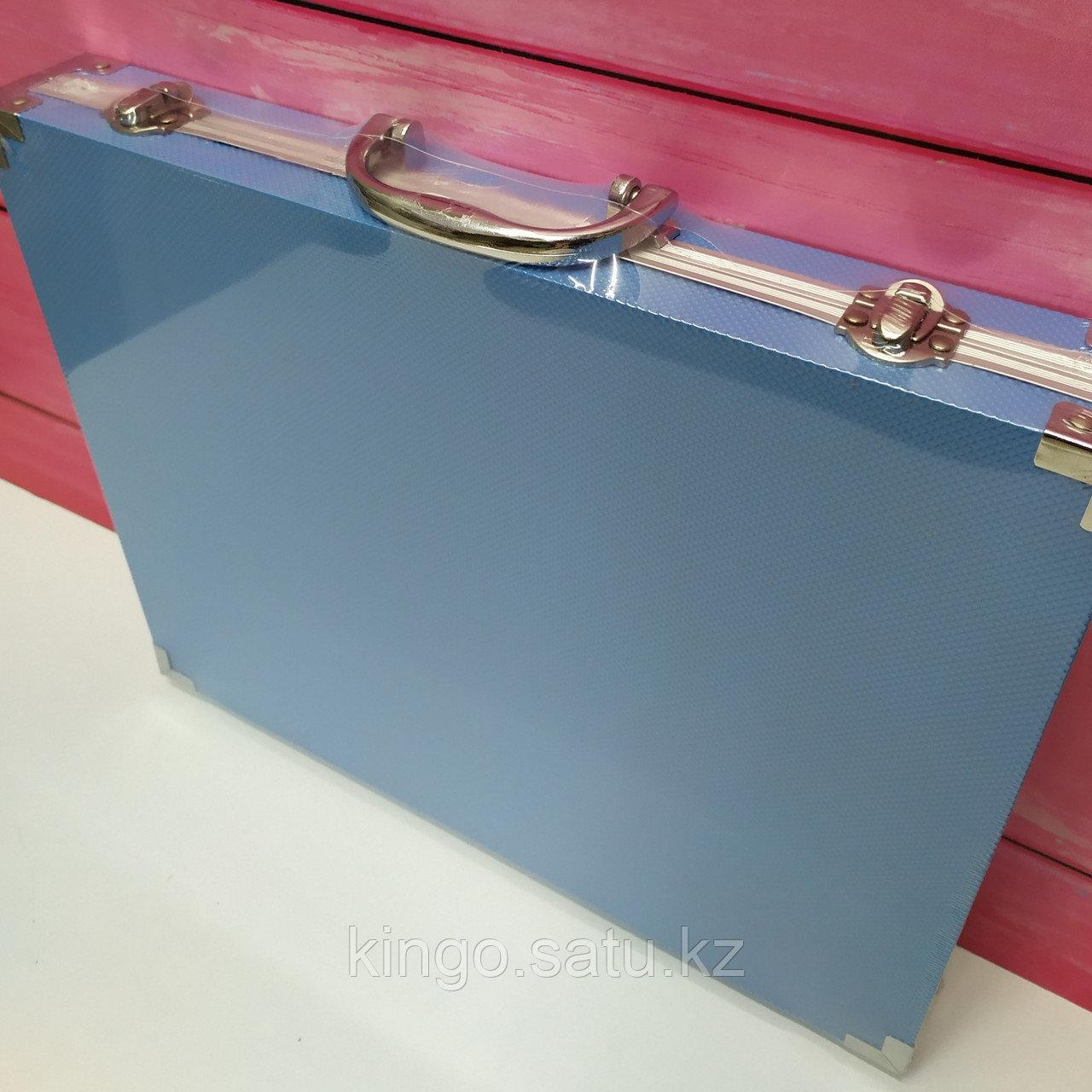 Набор для рисования, Алюминиевый чемоданчик