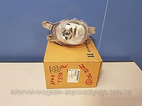 96650793 Фара противотуманная правая для Chevrolet Aveo T250 2006-2012 Б/У