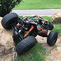 Автомобиль на р/у Rock Crawler 4x4 Rally car, фото 1