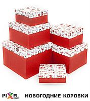 Новогодние коробки