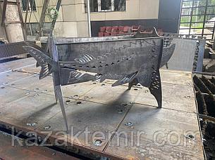 """Мангал разборный """"Для рыбаков"""", фото 2"""