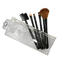 Набор кистей для макияжа МАС 128-L - 5 шт. №10054