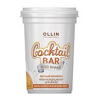 Крем-кондиционер для волос OLLIN Яичный коктейль №90312