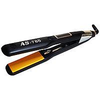 Утюжок-выпрямитель професс. АS-788 с широкими пластинами №85395(2)