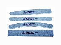 Пилка для ногтей 2-х сторонняя AISULU абразив 80/100 №7368