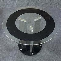 Аренда (прокат) стеклянного стола, тип 113