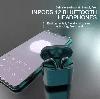 Беспроводные сенсорные наушники InPods 12 Simple СИНИЕ