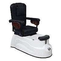 NJ-9829 Кресло педикюрное с джакузи (черное)