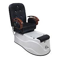 NJ-9836 Кресло педикюрное с джакузи (черное)