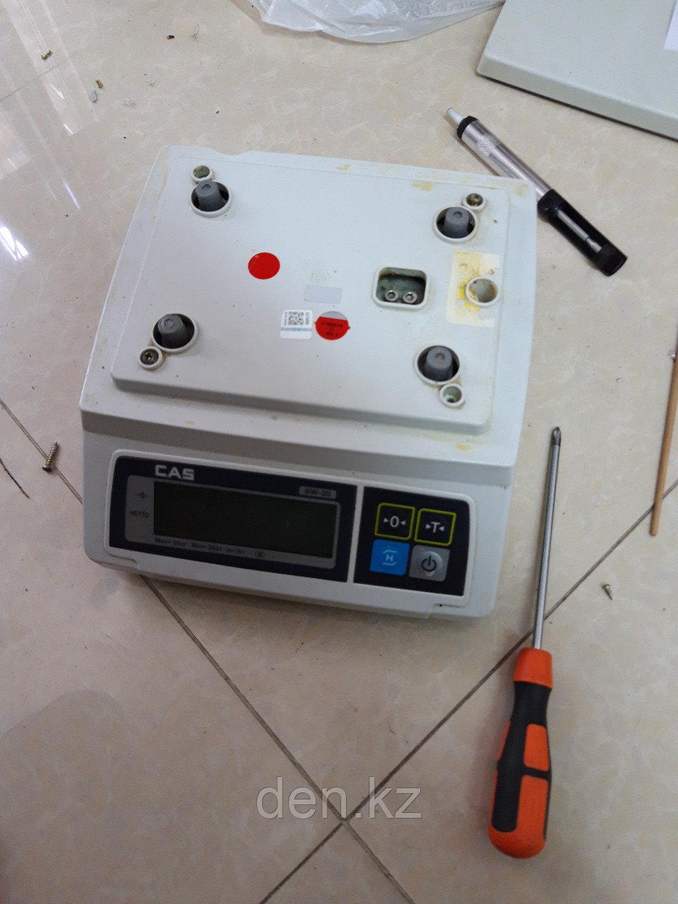 Тестирование весов электронных