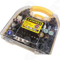 29900-H186 Набор мини-насадок для гравировальной машинки (186 предметов) Stayer