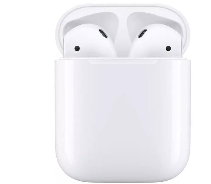 Наушники Apple AirPods 2 MV7N2 Charging Case белый