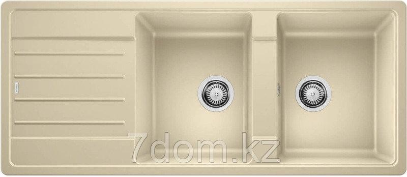 Кухонная мойка Blanco Legra 8S шампань (523167)