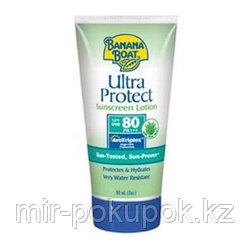 Banana Boat Ultra protect sunscreen лосьон SPF 80 (90 мл)