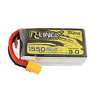 Аккумулятор Li-PO 4S 1550 мАч Tattu R-LINE