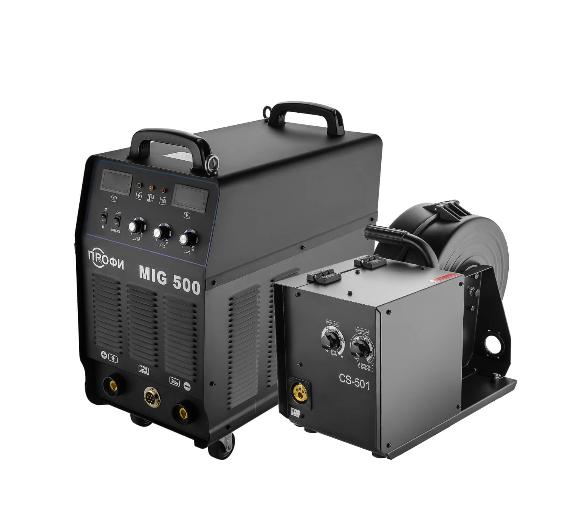 Аппарат полуавтоматической сварки ПРОФИ MIG 500
