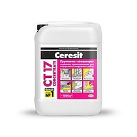 Грунтовка-концентрат Ceresit CT 17 Concentrate