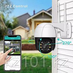 Видеокамера 1080P PTZ Wifi IP