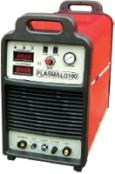 Инверторная установка для воздушно-плазменной резки металлов, PLASMA LG125, 125A, 42 MM
