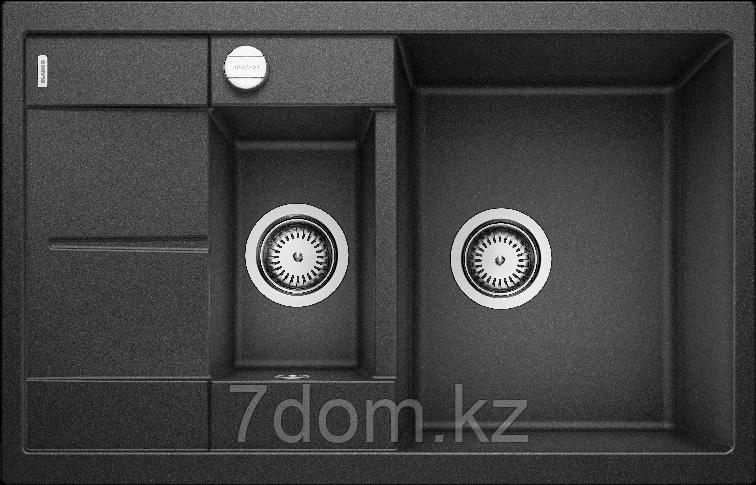 Кухонная мойка Blanco Metra 6 S compact - антрацит (513473)