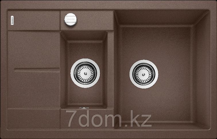 Кухонная мойка Blanco Metra 6 S compact - кофе (515044)