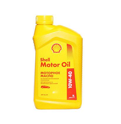 SHELL MOTOR OIL 10W-40 1L