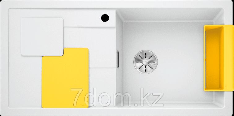 Sity XL 6 S белый аксессуары лимон (525055)