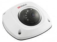 DS-I259M - 2MP Внутренняя купольная антивандальная IP-камера со встроенным микрофоном и EXIR* ИК-подсветкой 10 м.