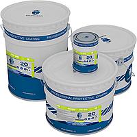 Грунт-краска антикоррозионная цинкнаполненная химически-стойкая Zinc Epoxy