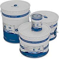 Защитно - декоративная алюминийнаполненная краска Alum Waterproof