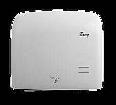 Высокоскоростная сушилка для рук Breez AirMax: BHDA-1250W (белый пластик), фото 3