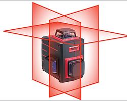 Лазерный уровень (нивелир), FUBAG Pyramid 30R, 3D 360 градусов