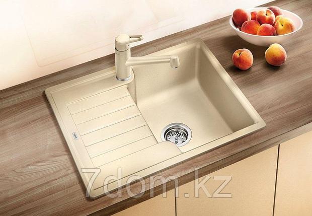 Кухонная мойка Blanco Zia 40 S - жемчужный (520624), фото 2
