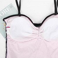 Купальник Push Up Pink слитный S, M, XL, фото 7