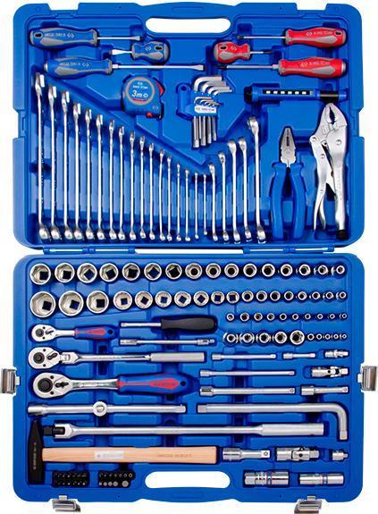 Набор инструментов KING TONY SC9543MR 143 предмета