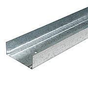 Профиль направляющий 75*40 0,6 мм