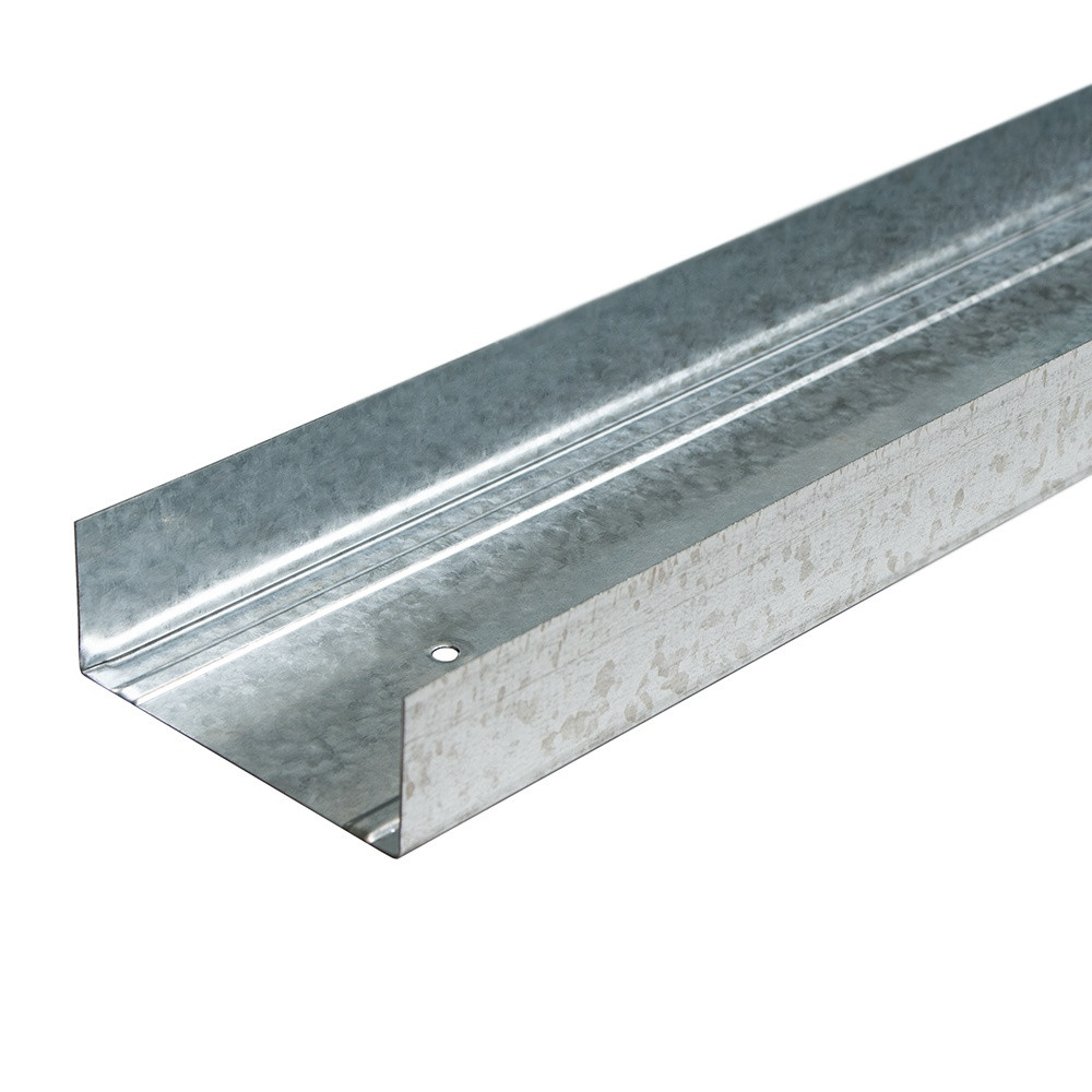 Профиль направляющий 50*40 0,6 мм