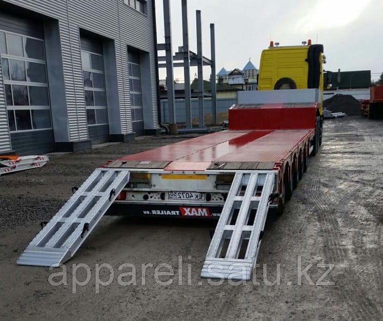 Аппарели от производителя для спецтехники 32 тонны