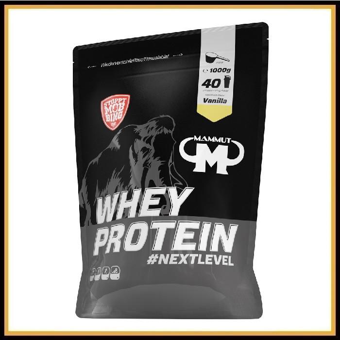 Mammut Whey Protein 1кг (шоколад)